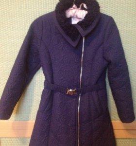 Пальто осеннее на девочку