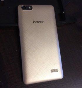 Huawei Honor 4C gold не включается