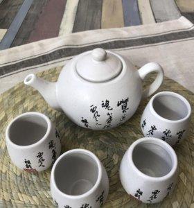 Набор для чаепития (новый)