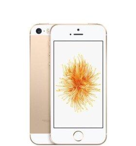 iPhone 5se gold 16gb