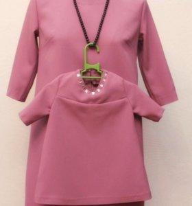 Платья для мамы и доченьки