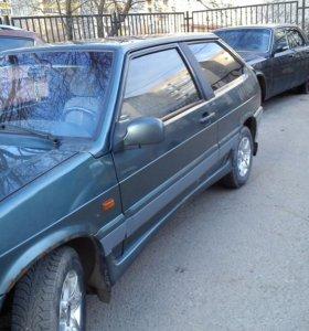 Авто 2114 2007г