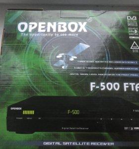 Ресивер Openbox F-500 FTA