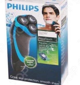 Электробритва Philips AquaTouch AT750 (новая)
