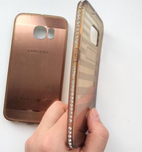 Чехлы на Samsung Galaxy S6 edge