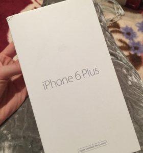 IPhone 6+ золотистый 16G