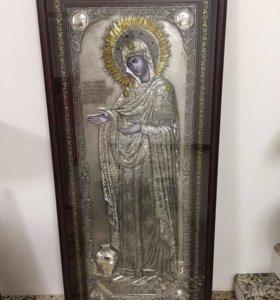 Афонская божья мать