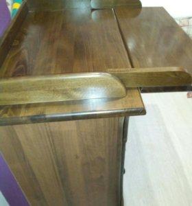 Комод с пеленальным столиком