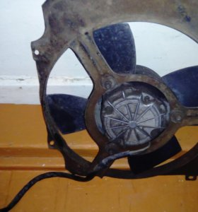 Вентилятор в сборе ВАЗ 21099