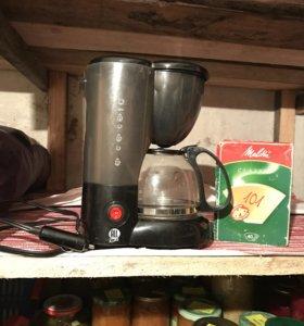 Кофеварка 12 в