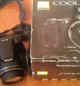 Продам фотоаппарат Nikon в отличном состоянии