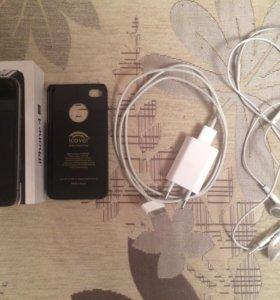 iPhone 4S Black 8 GB