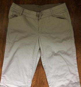Светлые брюки на весну/лето