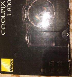 Nikon Coolplix L830