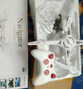 Квадрокоптер grobal x182 новый