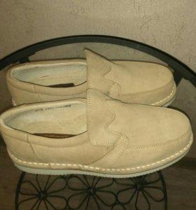 Новые мужские туфли, 41 размер