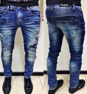 Skinny Biker Jeans 2017