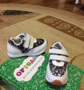 Детская ортопедическая обувь Ортодон