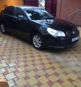 Автомобиль Chevrolet Epica