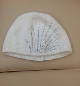шапка для девочки.
