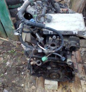 Двигатель HONDA CR-V
