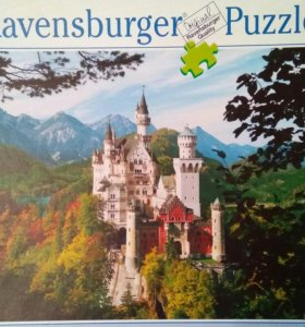 Пазл ravensburger 1500