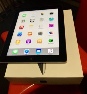Apple iPad 3rd Generation 64Gb Black WiFi+3G