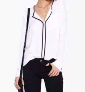 Блузка / блуза белая