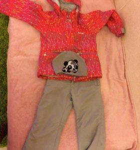 Куртка и штаны Tokka Tribe