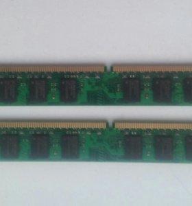 RAM DDRII-800 Kingston KVR800D2
