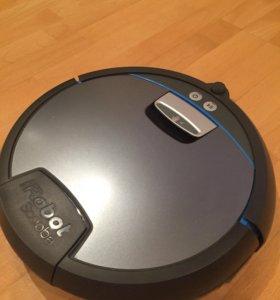 Моющий пылесос iRobot Scooba 390