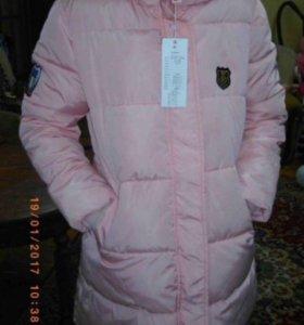 Пальто, удлинённая куртка женская