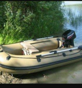 Лодка Badger Duck Line 300 AL