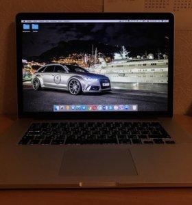 Macbook Pro 15' Retina