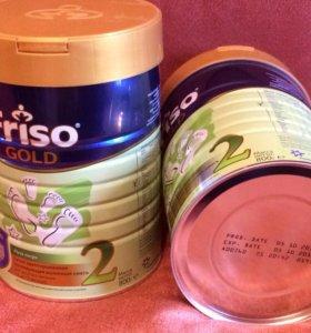 Детская молочная смесь Friso Gold 2 800 грамм