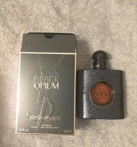 YSL BLACK OPIUM Парфюмерная вода, спрей 50 мл