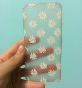 Чехол для iPhone 5/5s силиконовый