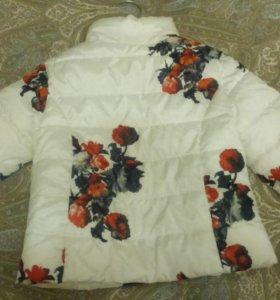 Куртка р 110
