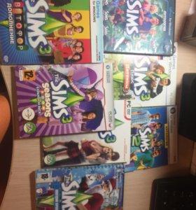 Диски Sims