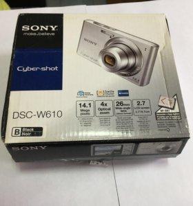 Sony cyber-shot DSC W610