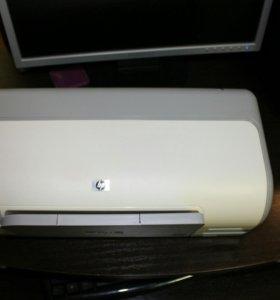 Струйный принтер, цветной