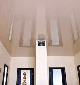 Натяжные потолки без запаха