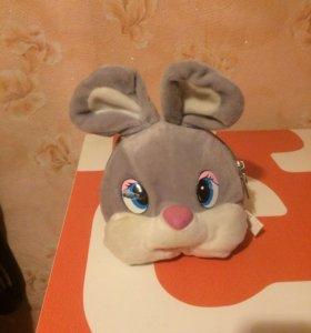 Заяц сумка