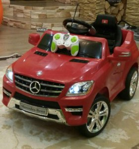 Электромобиль Mercedes-Benz ML