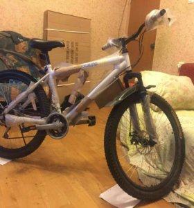Велосипед Touringbike шлем, ключи,насос в придачу
