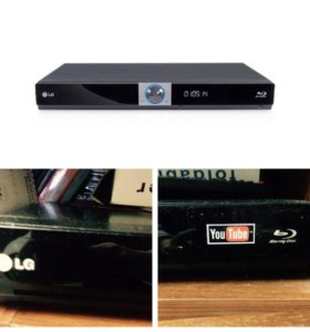 Видео LG BD370 ,Blu-ray проигрыватель