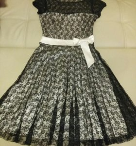 новое платье 42-44,гепюр
