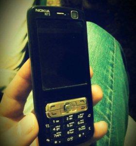 Телефон -Nokia N73