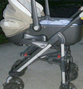 коляска 2 в 1 мCan Family