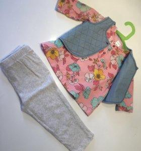 Новые комплекты Carter's для малышки